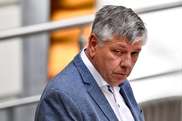 Vlaams minister van Welzijn Jo Vandeurzen (CD&V).