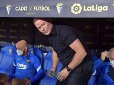 Spaanse media hard voor Koeman na bizarre avond: 'Dit Barcelona is een grap'