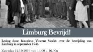 Lezing rond bevrijding van Limburg
