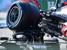 Mercedes-baas Wolff over crash Verstappen en Hamilton: 'De halo heeft Lewis zijn leven gered'