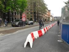 Omweg voor marathonlopers in Eindhoven door werk aan Vestdijk