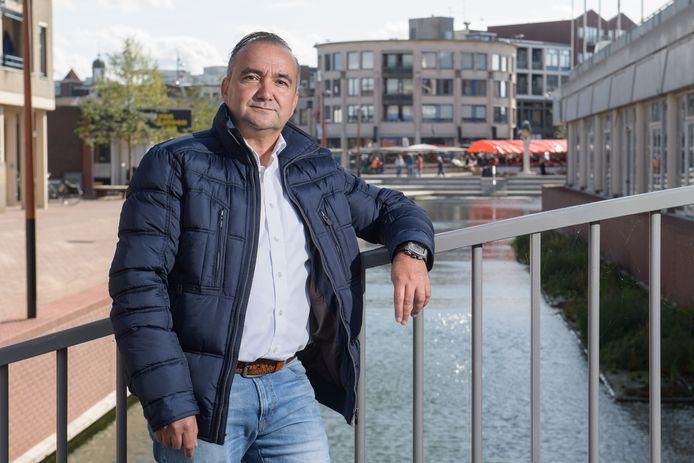 LAS-raadslid Louis Kampman: 'Het nieuwe belastingsysteem is gewoon eerlijker. Ik denk dat heel veel inwoners van Almelo daar blij om zijn.'