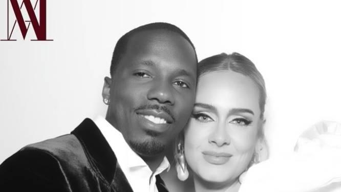 Adele maakt haar relatie met Rich Paul 'Instagram official'