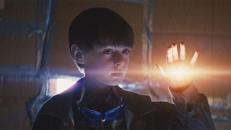 Jaeden Martell in 'Midnight Special' van Jeff Nichols. Beeld
