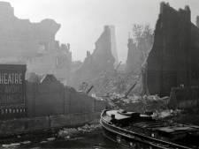 Balkongedicht ter nagedachtenis aan bombardement