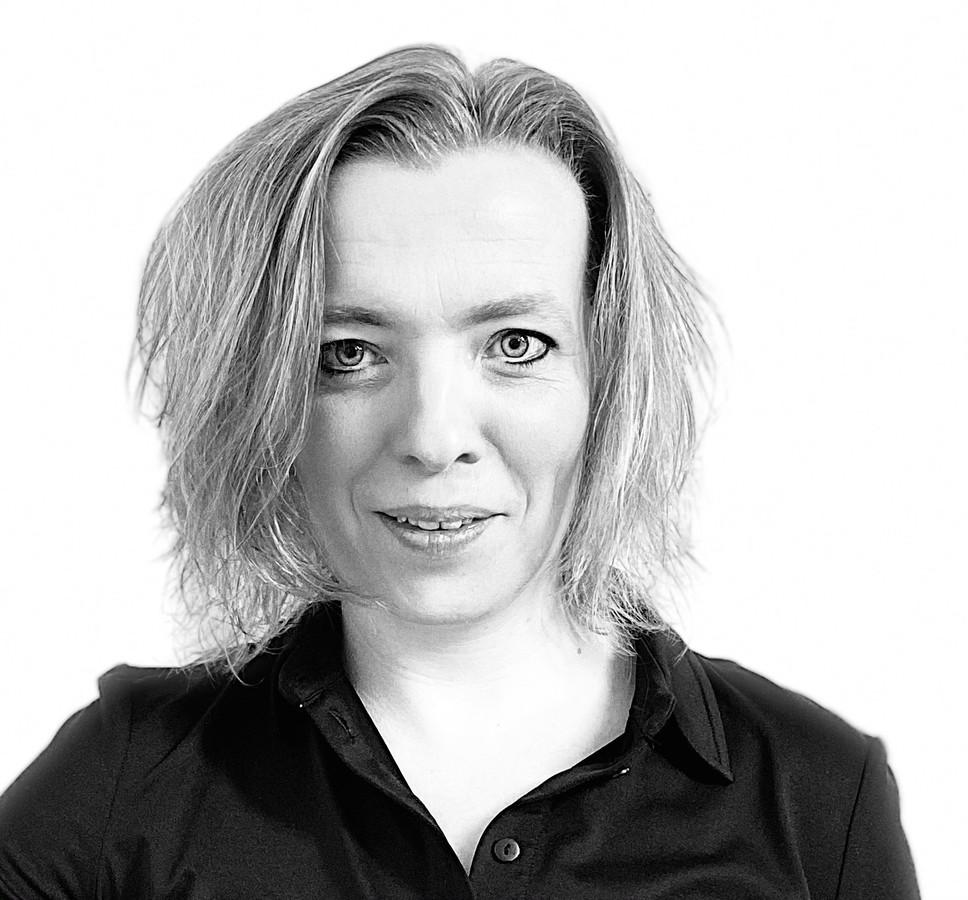 Floortje Agema, medewerker van het mortuarium van het Radboudumc.