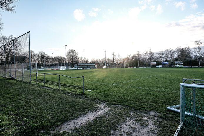 Sportpark De Padevoort van vv Montferland.