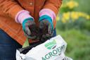 Zo'n laag compost maakt dat de bodem humusrijker wordt en het vocht beter kan vasthouden