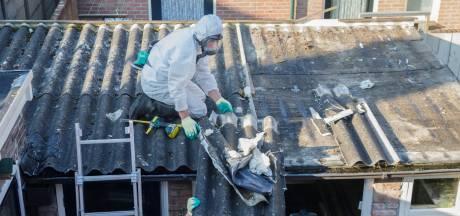 Subsidie voor fabriek in Rotterdam die schoon cement maakt van asbestdakplaten en zoutzuur