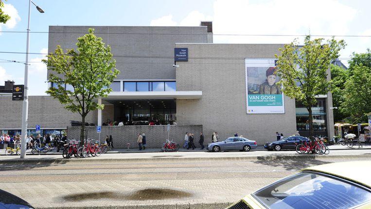 Mogelijk kan de Van Gogh-collectie tijdens de gehele verbouwingsperiode worden ondergebracht in de Hermitage Amsterdam. ©ANP Beeld