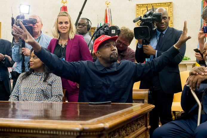 Kanye West is nog steeds serieus als het gaat om zijn politieke ambities.
