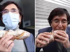 """Elio Di Rupo soutient l'horeca en dégustant une """"Dirupaillette"""": """"C'est délicieux!"""""""
