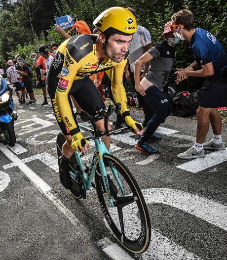UCI strooit zout in de wond met geldboetes voor Jumbo-Visma