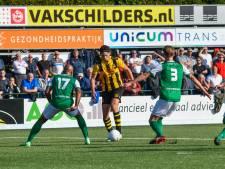 Quincy Veenhof voelt zich bevrijd bij DVS'33 na derbygoal: 'Mijn spel is nog te wisselvallig'