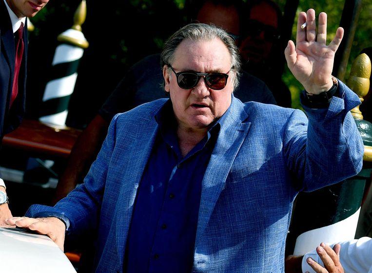 Gérard Depardieu wordt mogelijk alsnog aangeklaagd voor verkrachting. Het Openbaar Ministerie in Parijs wil het onderzoek heropenen, meldt AFP. Beeld EPA