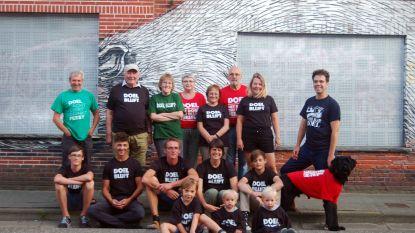 45ste Scheldewijding in het dorp dat niet weg wil; van kampioenschap troswerpen tot spektakel met vliegers