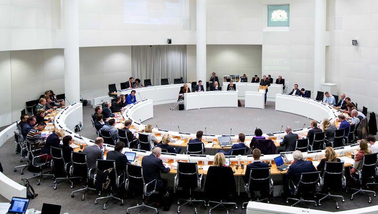 De gemeenteraad van Den Haag Beeld ANP