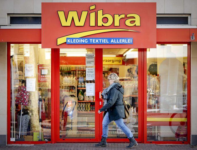 Een Wibra-winkel in De Bilt.