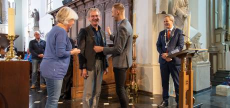 Lintje voor Jac Peeters, muzikale spil rondom koor en orgel in Hilvarenbeek