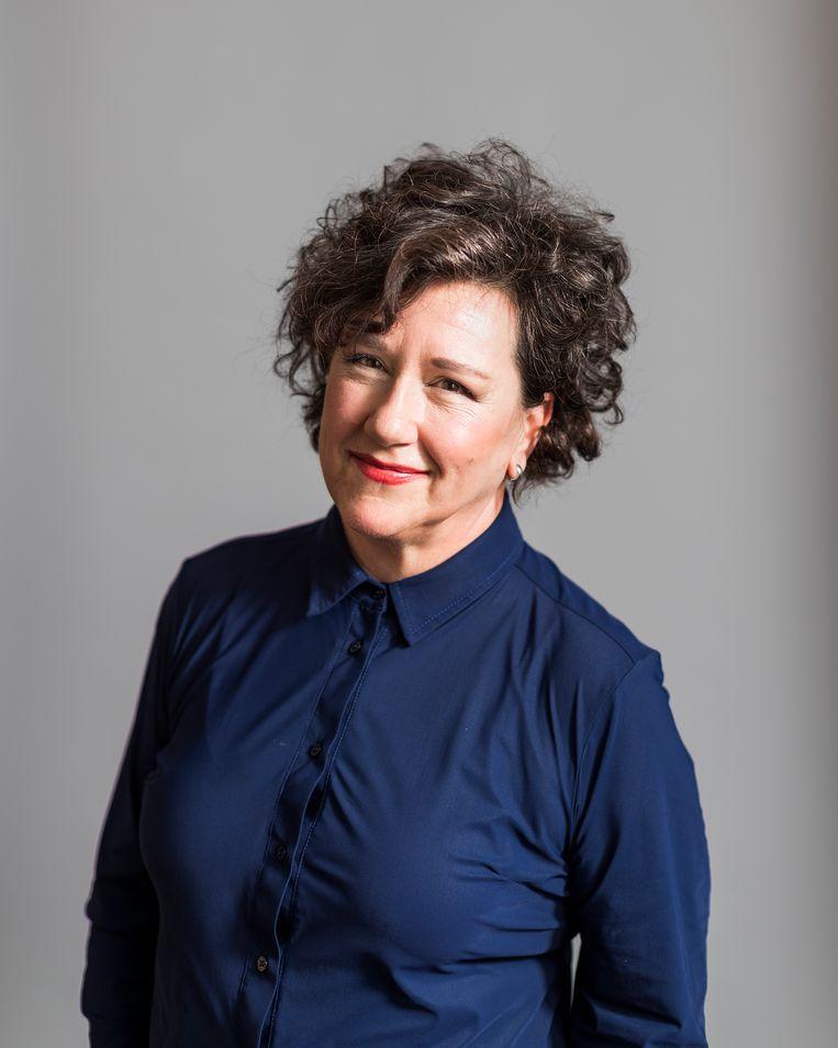 Saskia van der Jagt Beeld Jiri Büller