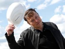 Elon Musk recule à la troisième place dans la liste des super riches