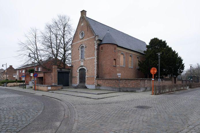 Het oud-gemeentehuis van Heindonk
