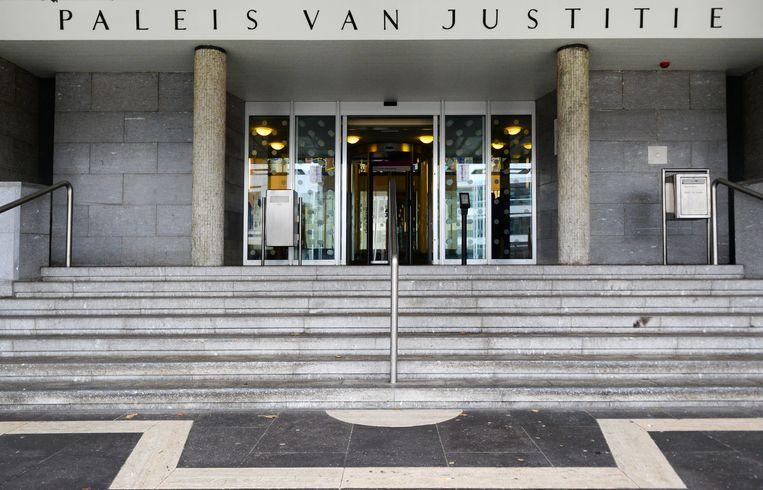 Exterieur van de rechtbank van Arnhem. Beeld Hollandse Hoogte /  ANP