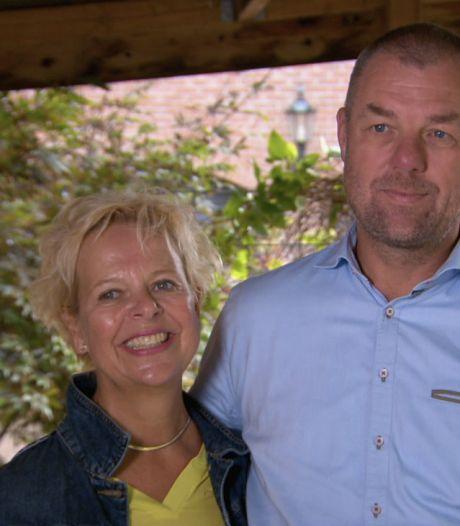 Stef en Ingrid verhuizen voor hetzelfde geld van Scheveningen naar Nieuwleusen: 'Eerst geen idee waar het was'