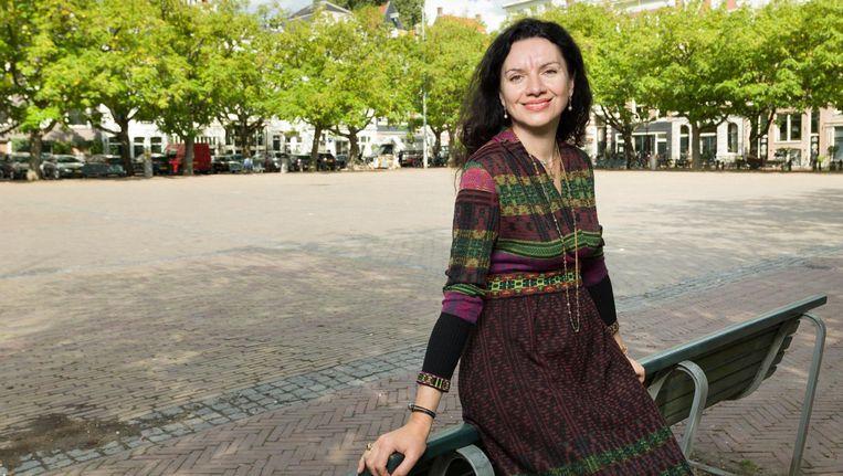 Tatiana Chevtchouk is artistiek leider van Klassiek op het Amstelveld Beeld Ivo van der Bent