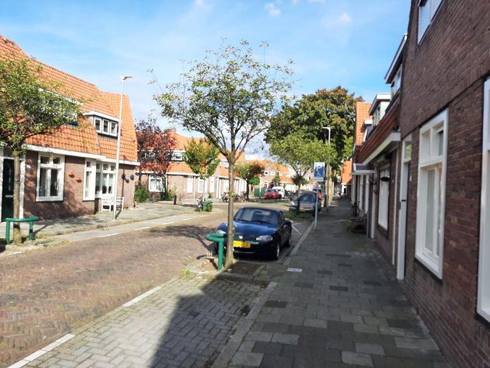 Een eerdere overval in de Gouwestraat zorgde voor veel onrust in de wijk.