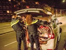 Fietser 'vliegt door lucht' na aanrijding in Eindhoven, één zwaargewonde