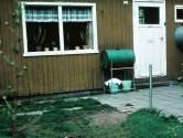Arnhemse gezinnen na de oorlog blij met noodwoningen van Zweedse makelij
