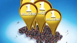 Minstens één Belg zou 1 miljoen winnen met Euromillions. Het werden er vier
