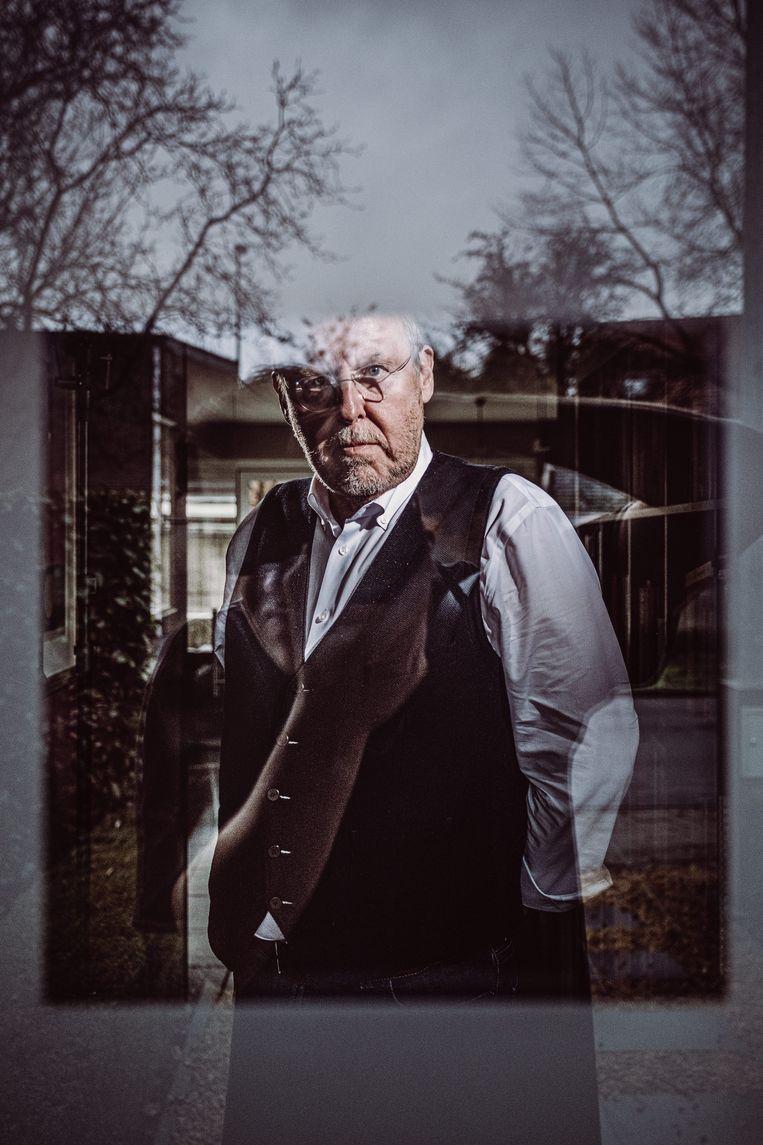 'Die overdreven belangstelling voor het Nederlands op de VRT is belachelijk.'  Beeld Wouter Maeckelberghe