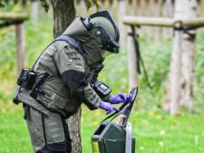 Onderzoek afgerond EOD: verdacht pakketje op Urk blijkt loos alarm