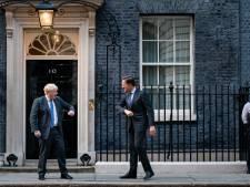 Rutte en Johnson bespreken een toekomst zonder sterke VS