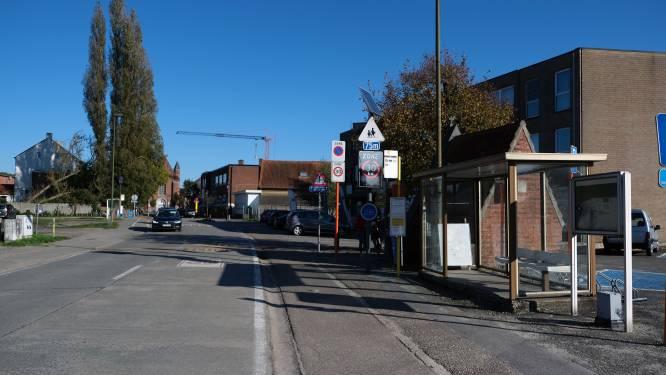 Bushok De Lijn aan Sint-Annaschool verplaatst om verkeerssituatie veiliger te maken