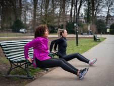 'Tof parcours' in Arnhem om een lans te breken voor heropening fitnesscentra