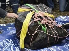 Grootste meteoriet van deze eeuw opgedoken