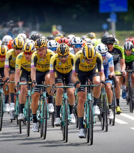 ZLM Tour finisht zondag 13 juni in Brabant: 'Het liefst met publiek'