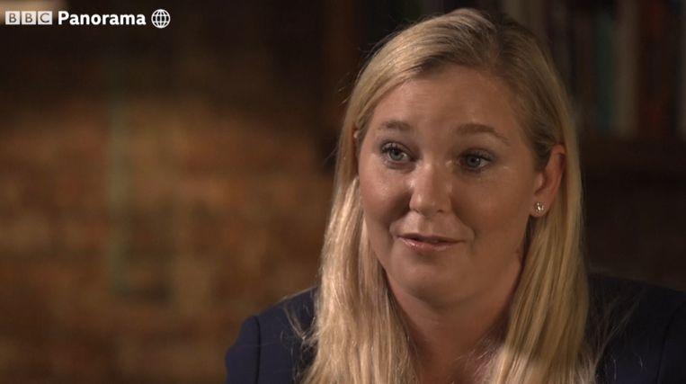 Virginia Giuffre getuigt in een openhartig interview. Beeld BBC