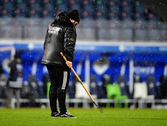 "Marc Brys stelt dat ""veld niet meer goedkomt"", maar toch hoopt voetbalbond nog met Rode Duivels in Leuven te spelen"
