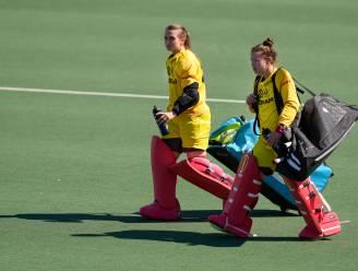 """Elodie Picard en Elena Sotgiu verdedigen het Panthers-doel op EK: """"We verdienen beide onze plaats"""""""