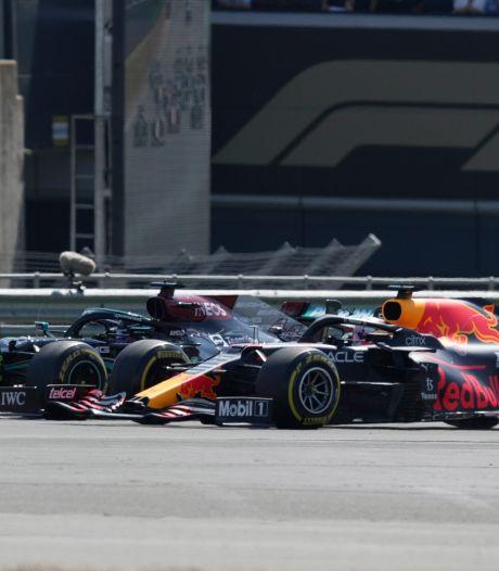 Beroep Red Bull tegen straf Hamilton afgewezen door de FIA