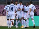 Real Madrid wint Clásico na verschroeiend begin in Camp Nou, Courtois belangrijk op schot van Messi