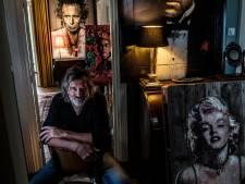 Portretschilder Peter Donkersloot keert terug in de streek van zijn jeugd