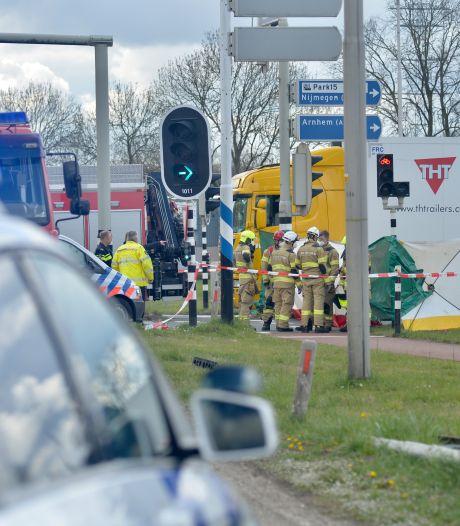 Oorzaak ongeluk waarbij fietser (63) omkwam nog niet helder: 'Moet nog veel onderzocht worden'