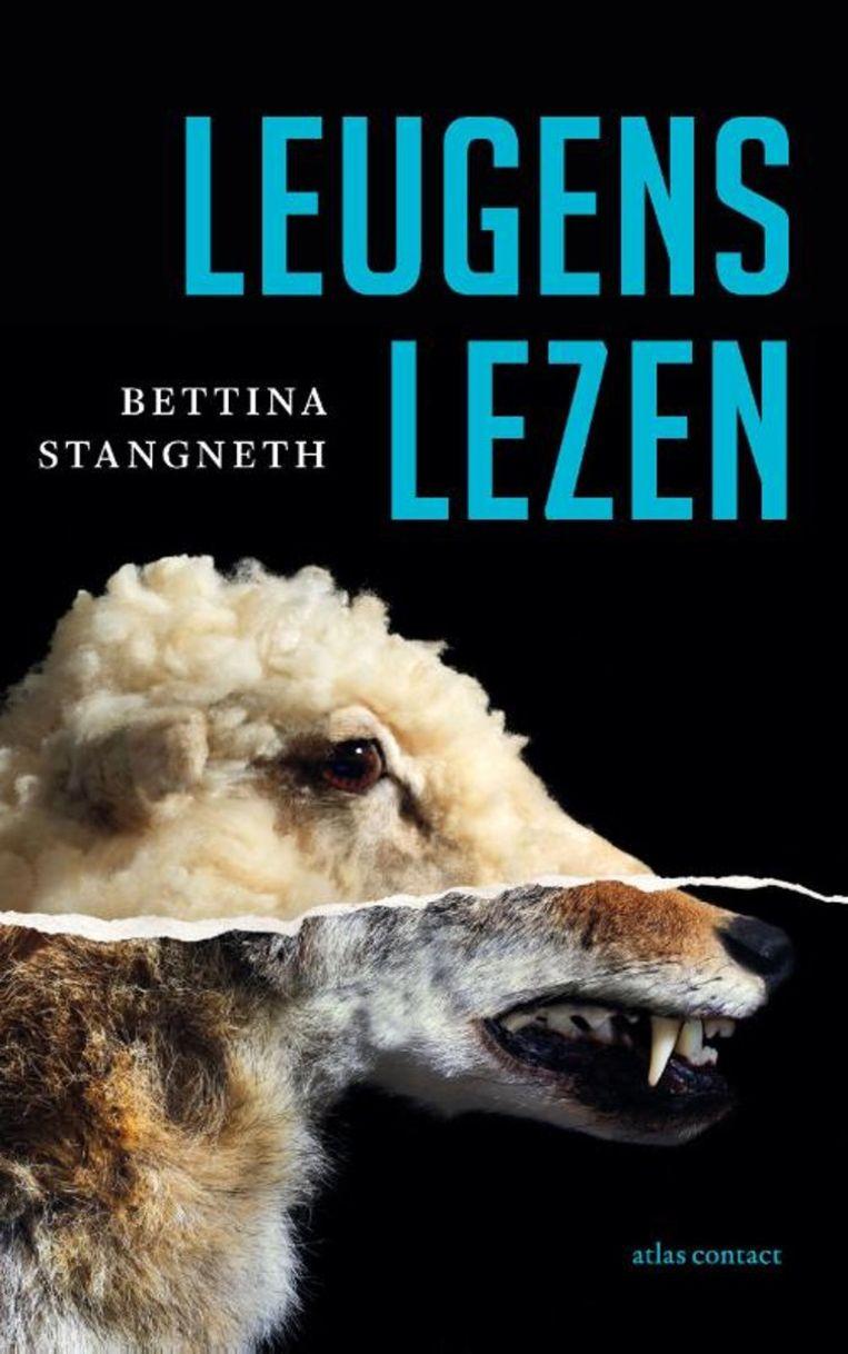 Bettina Stangneth; Leugens lezen. Uit het Duits vertaald door mark Wildschut. Atlas Contact; € 22,99. Beeld