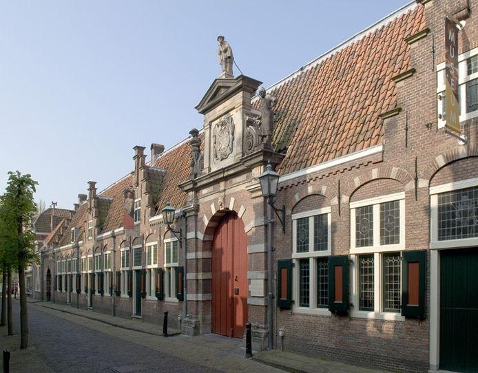 Het Frans Hals museum in Haarlem.