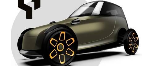 Sexy stadsautootje uit Zundert moet wereld veroveren